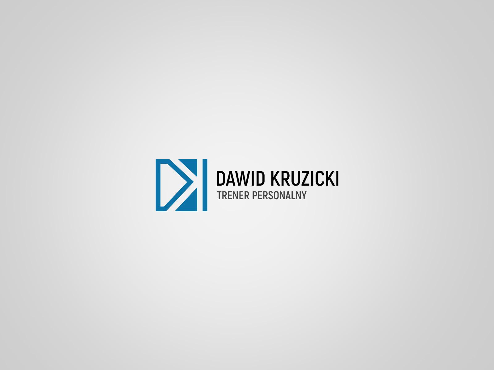 Projekt graficzny logo dla Dawid Kruzicki