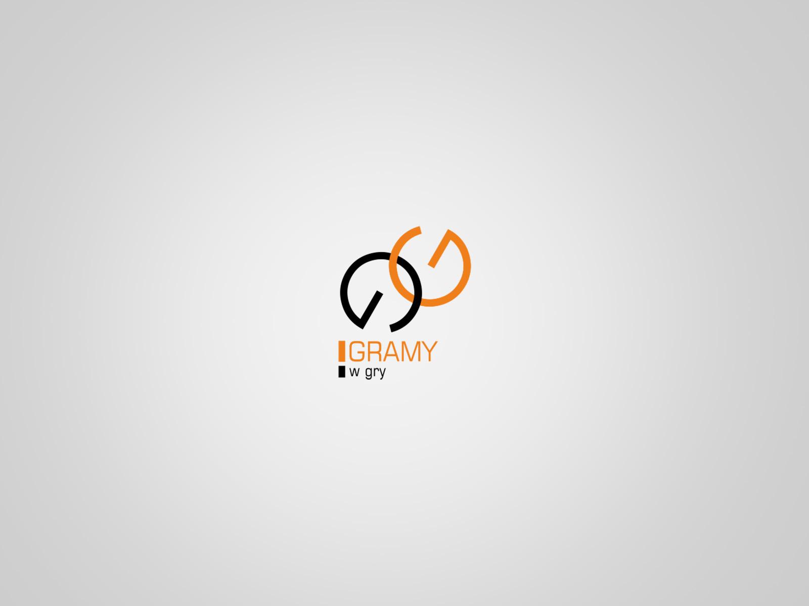 Projekt graficzny logo dla Gramy w Gry