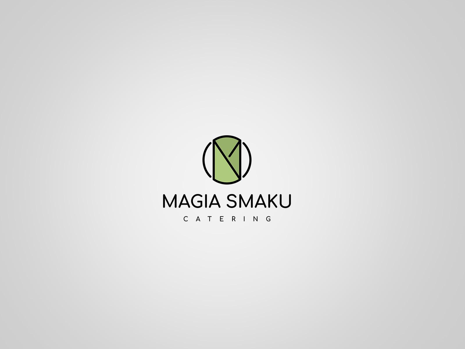 Projekt graficzny logo Magia Smaku