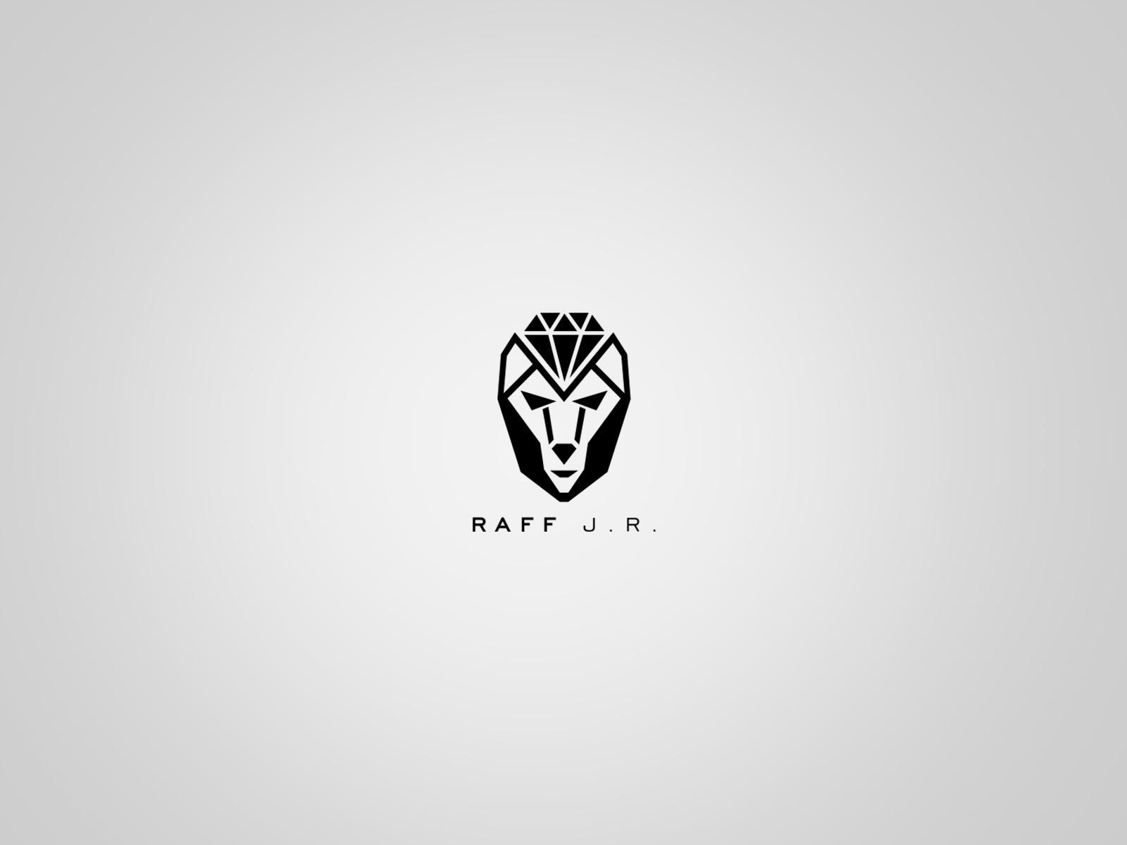 Projekt graficzny logo Raff Jr