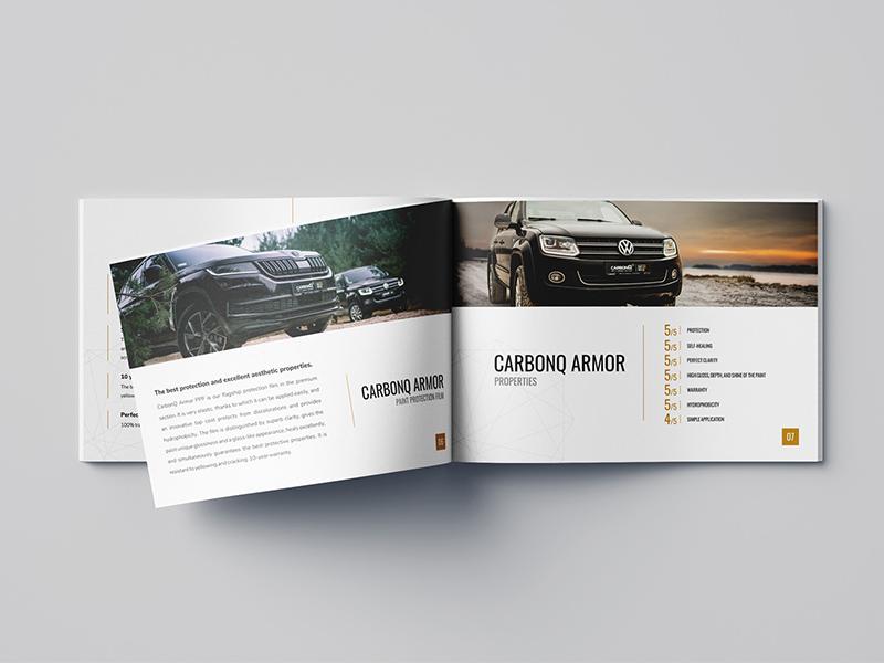 projektowanie katalogów firmowych